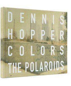 Hopper | Dennis Colors The Polaroids Signed Hardcover Book