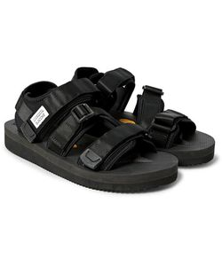 Suicoke | Kisee-V Webbing And Neoprene Sandals