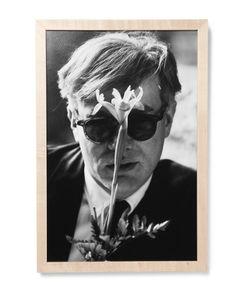 Hopper | Framed Andy Warhol Print 12 X 18