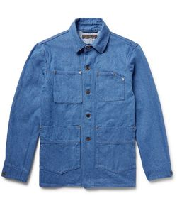 Freemans Sporting Club | Denim Chore Jacket