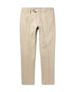 NN07 | Theo Slim-Fit Stretch-Cotton Trousers