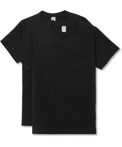 Velva Sheen | Two-Pack Slim-Fit Cotton-Jersey T-Shirts