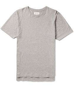 PUBLIC SCHOOL | Lane Mélange Cotton-Jersey T-Shirt