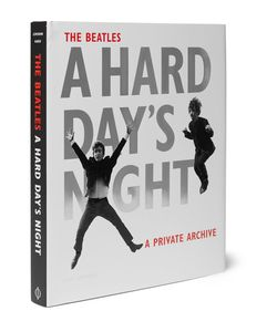 Phaidon | The Beatles A Hard Days Night A Private Archive