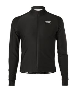 Pas Normal Studios | Winter Zip-Up Shell Cycling Jersey