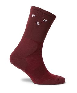 Pas Normal Studios | Winter Stretch-Knit Cycling Socks