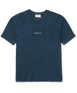Everest Isles | Coast Printed Cotton-Jersey T-Shirt