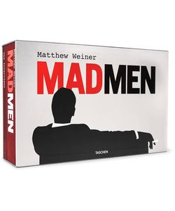Taschen | Mad Men Hardcover Book