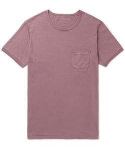 OUTERKNOWN | Sojourn Slim-Fit Organic Pima Cotton-Jersey T-Shirt