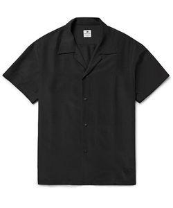 Sasquatchfabrix. | Camp-Collar Voile Shirt