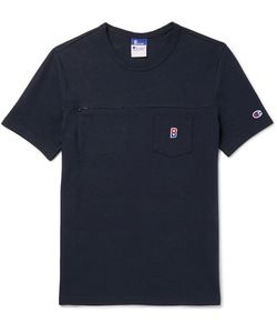 Beams | Champion Slim-Fit Cotton-Jersey T-Shirt