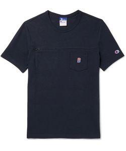 Beams | Champion Slim-Fit Cotton-Jersey T-Shirt