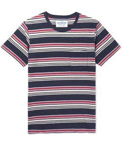 Neighborhood | Striped Cotton-Jersey T-Shirt