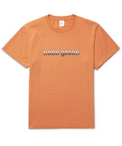 Noon Goons | Printed Cotton-Jersey T-Shirt