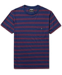 TODD SNYDER | Striped Cotton-Jersey T-Shirt