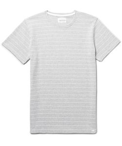 Norse Projects | Esben Striped Stretch-Cotton Jersey T-Shirt