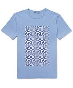 FRESCOBOL CARIOCA | Cerejeira Printed Cotton-Jersey T-Shirt