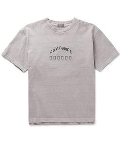 CAV EMPT | Embroidered Cotton-Jersey T-Shirt