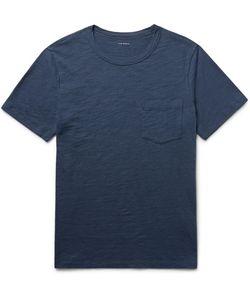 Club Monaco | Slub Cotton-Jersey T-Shirt