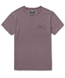 TODD SNYDER | Slim-Fit Striped Cotton T-Shirt