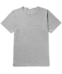 Sunspel | Mélange Cotton-Jersey T-Shirt