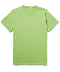 Albam | Slim-Fit Egyptian Cotton-Jersey T-Shirt