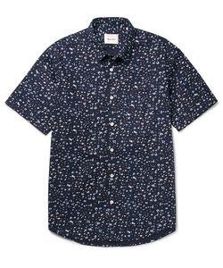 Steven Alan | Printed Cotton-Poplin Shirt