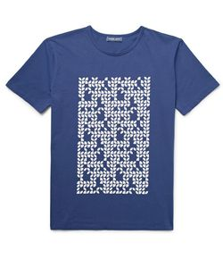 FRESCOBOL CARIOCA | Freijo Printed Cotton-Jersey T-Shirt