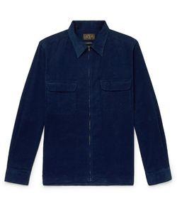 3ef1c3b5b72 Beams Plus - Cotton-Corduroy Shirt Jacket