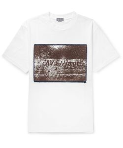 CAV EMPT | Disruption Printed Cotton-Jersey T Shirt