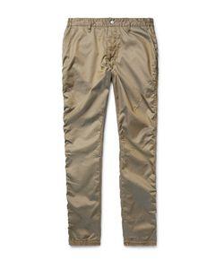 NONNATIVE | Adventurer Slim-Fit Cotton-Blend Twill Trousers