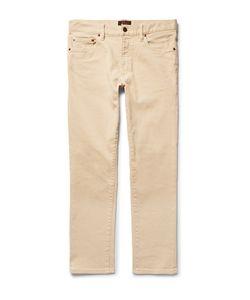 Beams Plus | Slim-Fit Cotton-Blend Trousers