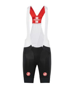 Castelli | Free Aero Race Vortex And Mesh Cycling Bib Shorts
