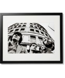 Sonic Editions | Framed Joy Division Manchester 1979 Print 16 X