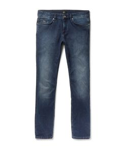 HUGO BOSS | Delaware Slim-Fit Stretch-Denim Jeans