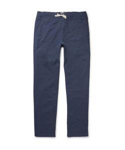 Oliver Spencer Loungewear | Brushed-Cotton Pyjama Trousers