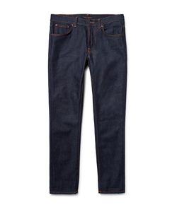 Nudie Jeans Co | Nudie Jeans Lean Dean Slim-Fit Dry Organic Denim Jeans