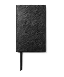 Smythson | Panama Cross-Grain Leather Notebook