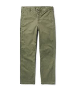 OUTERKNOWN | Slim-Fit Organic Cotton-Twill Chinos
