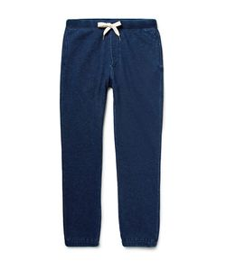 ALEX MILL | Slim-Fit Dyed Loopback Cotton-Jersey Sweatpants