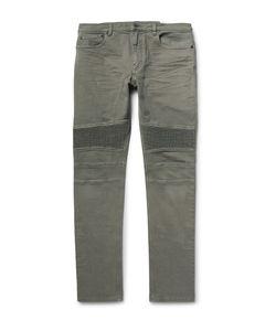 Belstaff | Eastham Slim-Fit Denim Biker Jeans