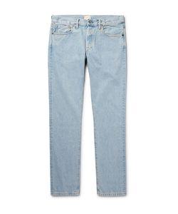 SIMON MILLER | M001 Slim-Fit Selvedge Denim Jeans