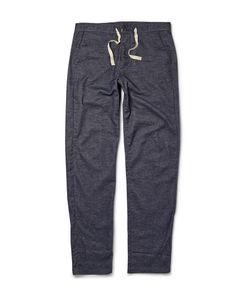 Oliver Spencer Loungewear | Drawstring Cotton Trouser