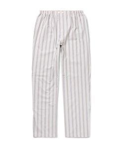 Schiesser | Alfred Striped Cotton Pyjama Trousers