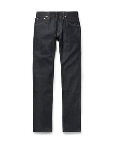 Visvim | Social Sculpture 01 Slim-Fit Selvedge Denim Jeans