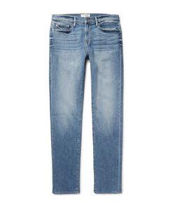 Frame | Lhomme Slim-Fit Stretch-Denim Jeans