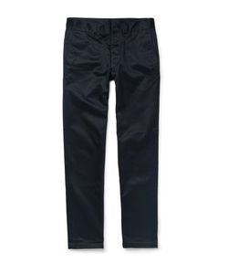 Steven Alan | Arc Slim-Fit Cotton-Twill Chinos