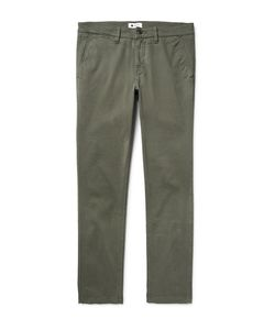 NN07 | Marco Slim-Fit Stretch-Cotton Twill Chinos