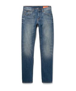 JEAN SHOP | Mick Slim-Fit Selvedge Denim Jeans