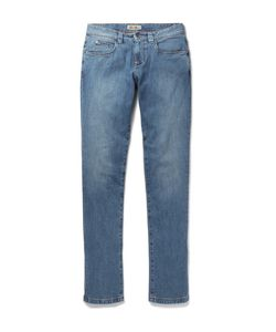 Loro Piana | Tasche Slim-Fit Washed-Denim Jeans